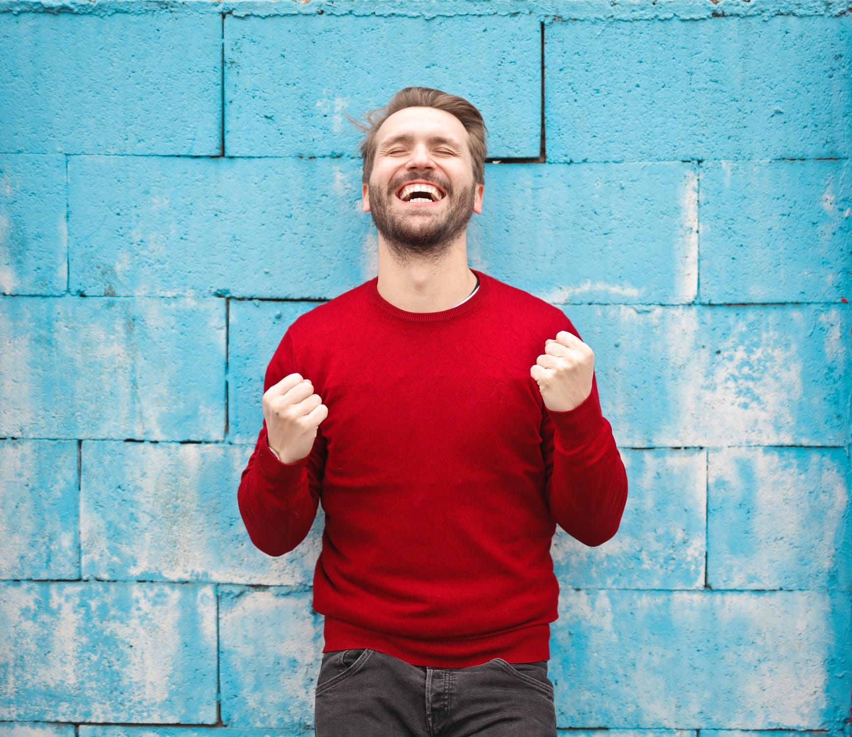happy guy